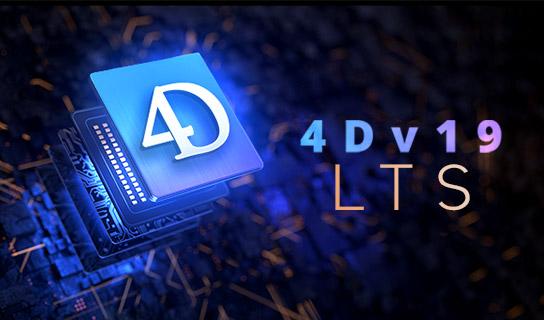 Avec 4D v19, propulsez votre application vers de nouveaux sommets